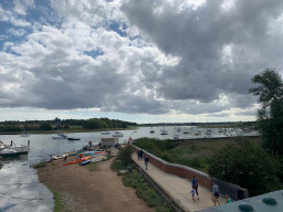 Tidemill Yacht Harbour