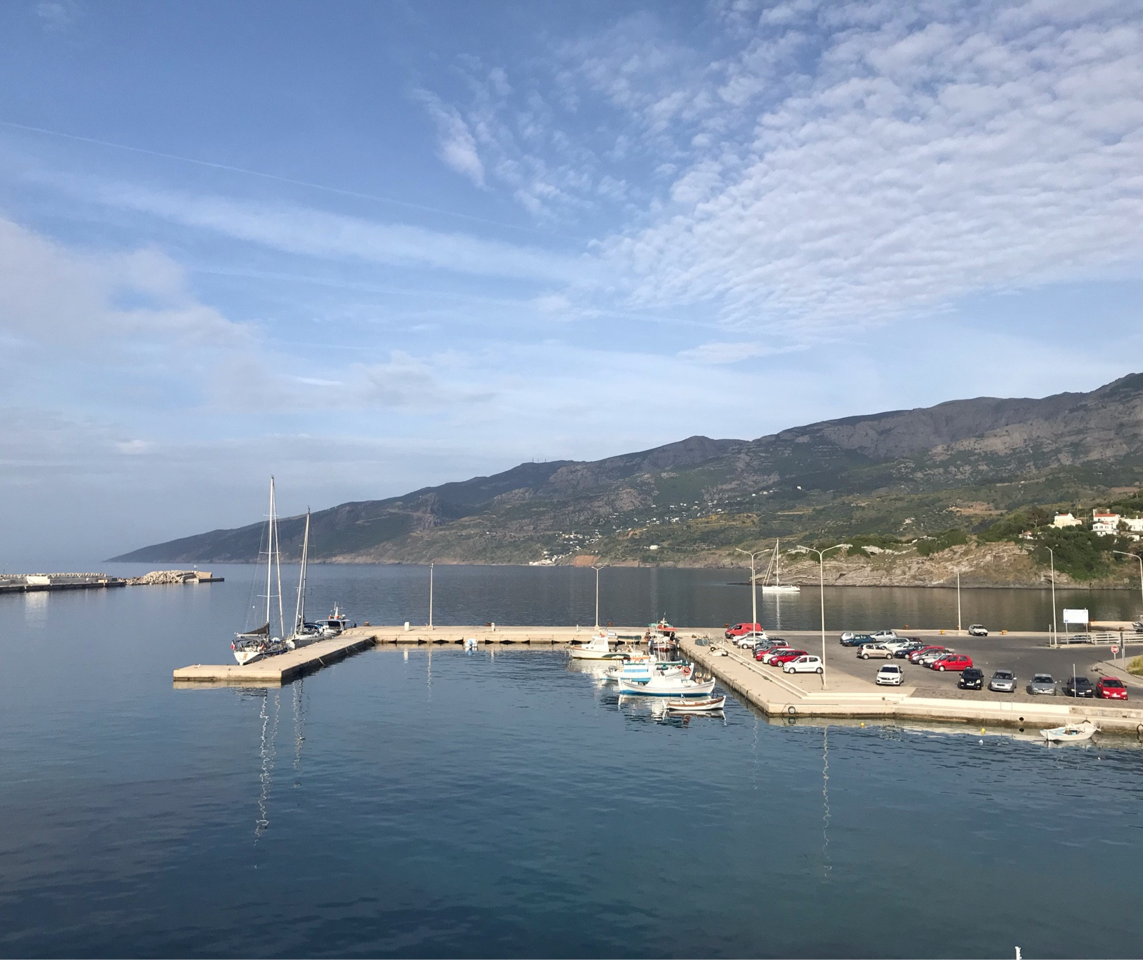 Port Evdilos