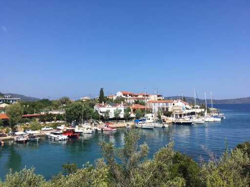 Anchorages and marinas in Sporades