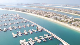 Palm Jumeirah Marina West