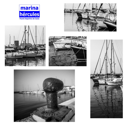 Anchorages and marinas in Ceuta