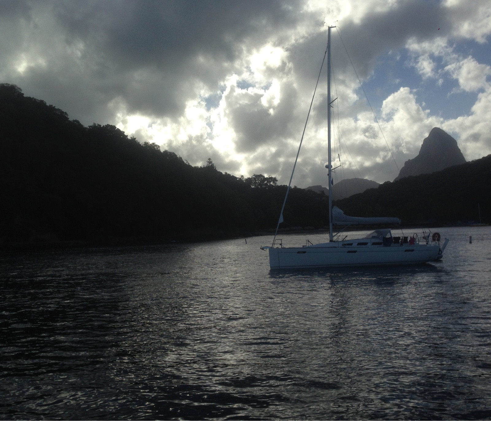 Soufriere Bay