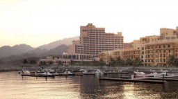 Dibba Bay Marina (Fairmont Fujairah Beach Resort)
