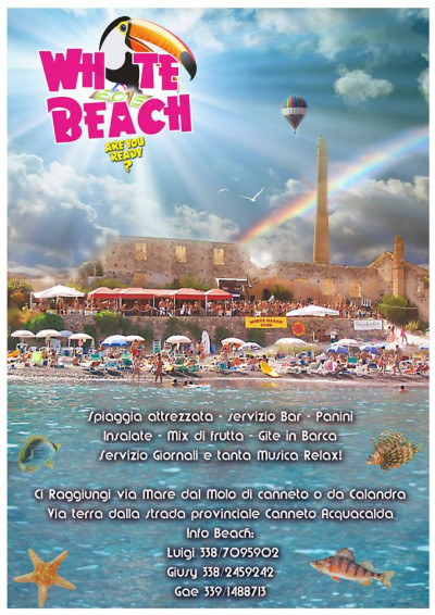 White Beach - Food Events and Spiritual Experience