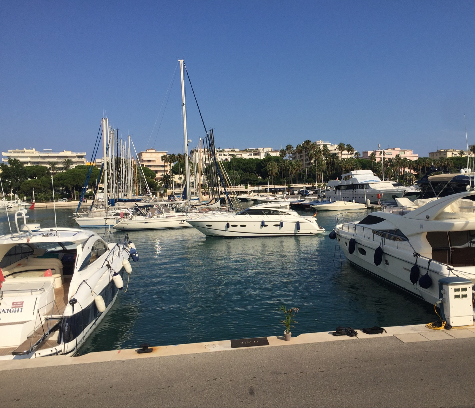 Port Canto - Cannes