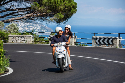 Rent a Scooter - Sorrento Trips
