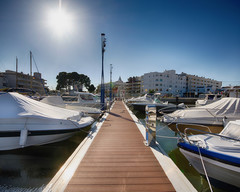Marina de Roses -Port Joan-