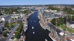 New Fredrikstad Guest Harbor