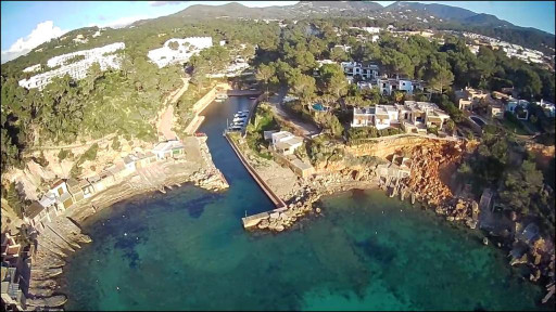 Anchorages and marinas in Illes Balears